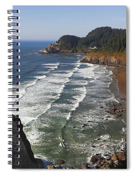 Oregon Coast No 1 Spiral Notebook