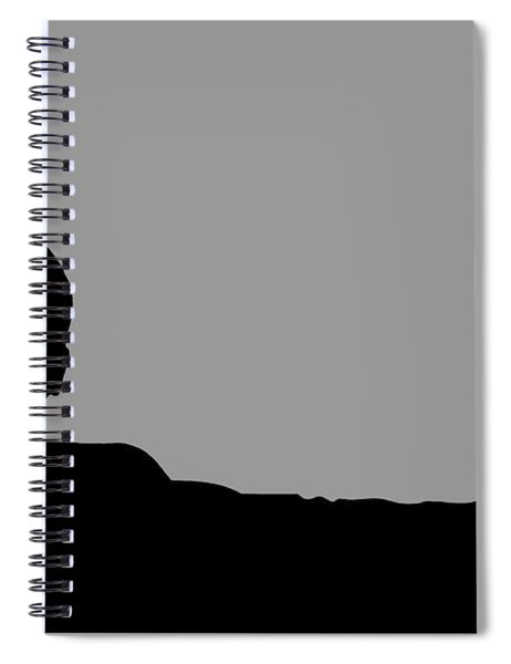 Original Mad Men Spiral Notebook