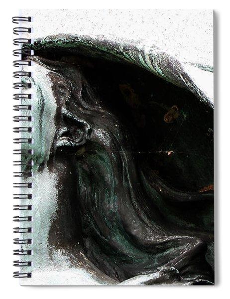 Original Revelation Spiral Notebook