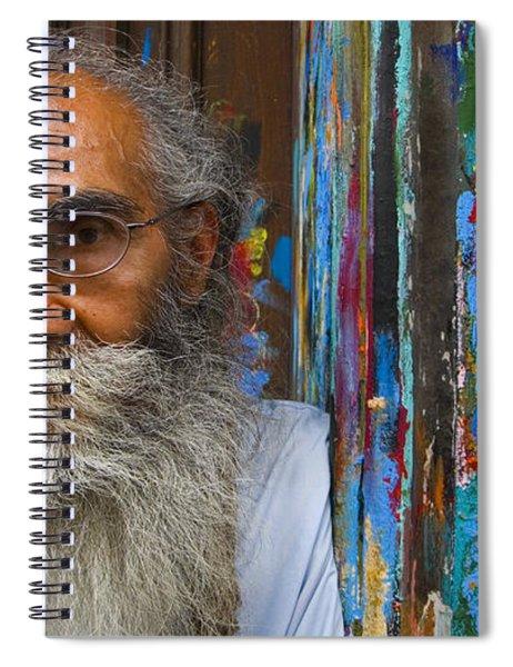 Orizaba Painter Spiral Notebook