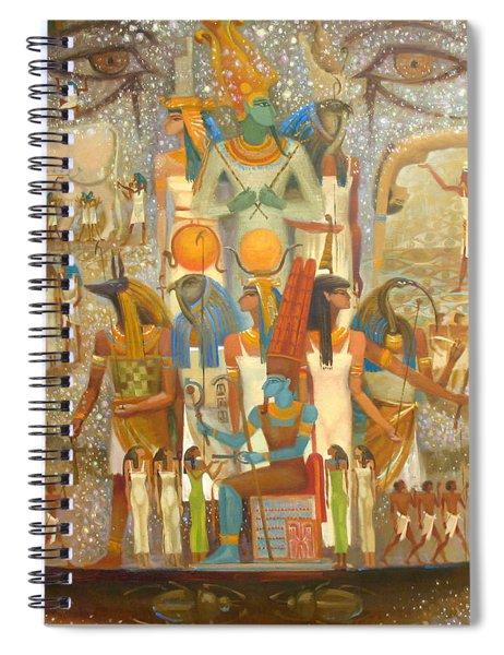 Osiris Spiral Notebook