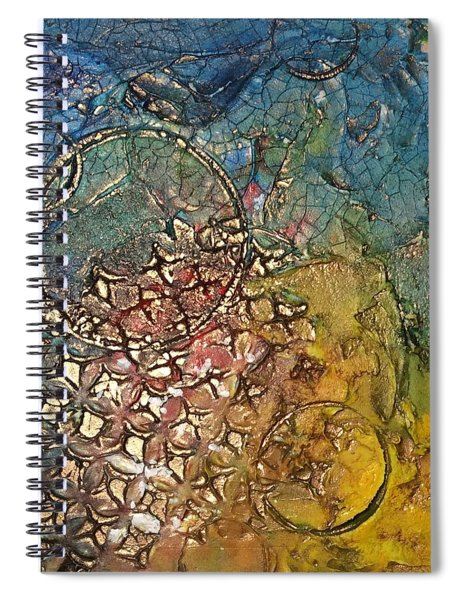 Other Worlds Spiral Notebook
