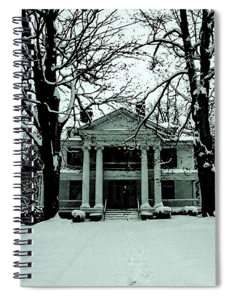 Our House Spiral Notebook