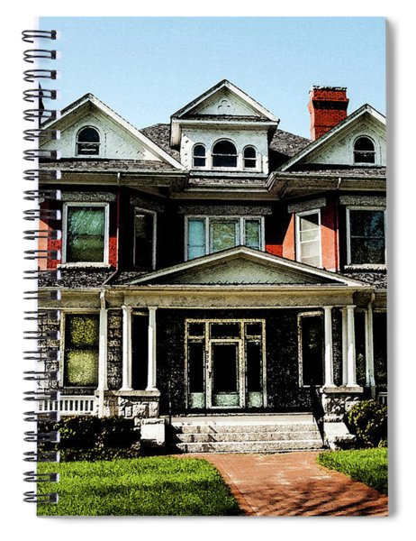 Our House 2 Spiral Notebook