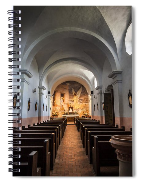 Our Lady Of Loreto Spiral Notebook