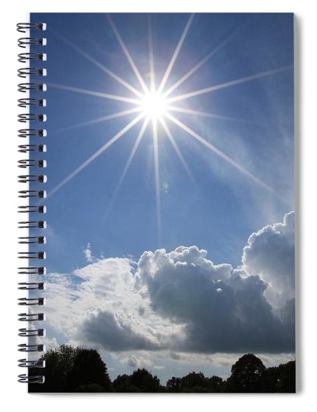 Our Shining Star Spiral Notebook