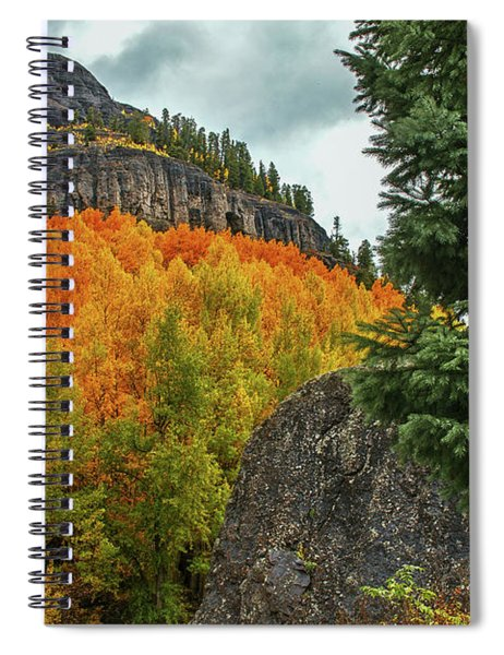 Ouray Spiral Notebook