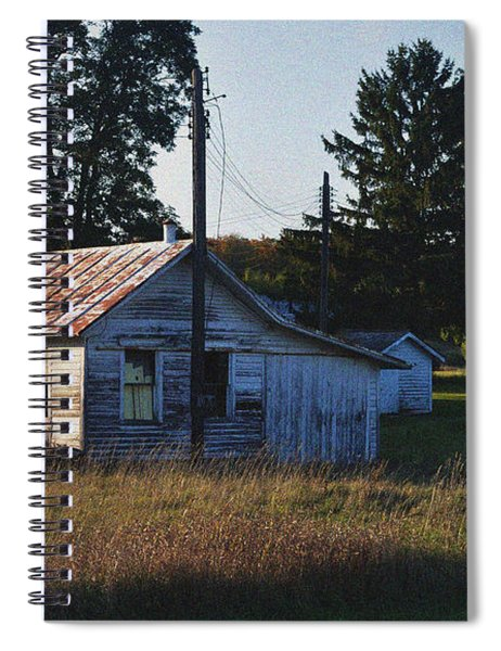 Out Building Spiral Notebook