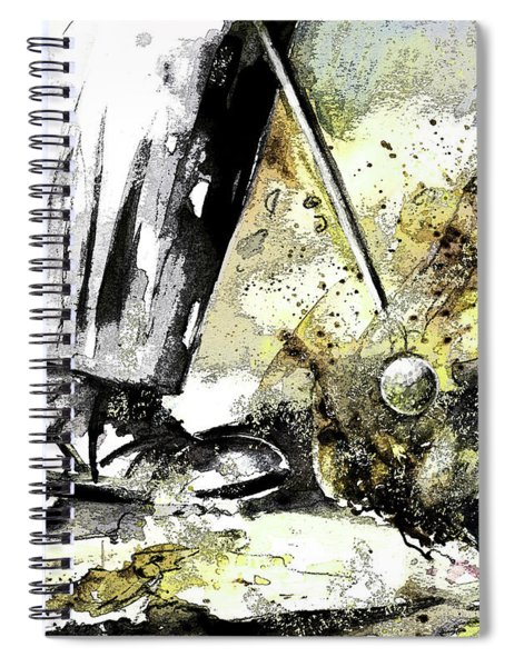 Out Of The Bunker Spiral Notebook