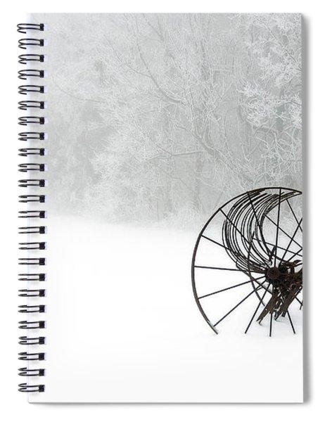 Out Of The Mist A Forgotten Era 2014 II Spiral Notebook