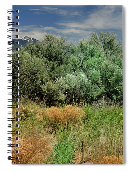 Out On The Mesa 1 Spiral Notebook