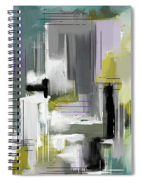 Outside Looking In Spiral Notebook