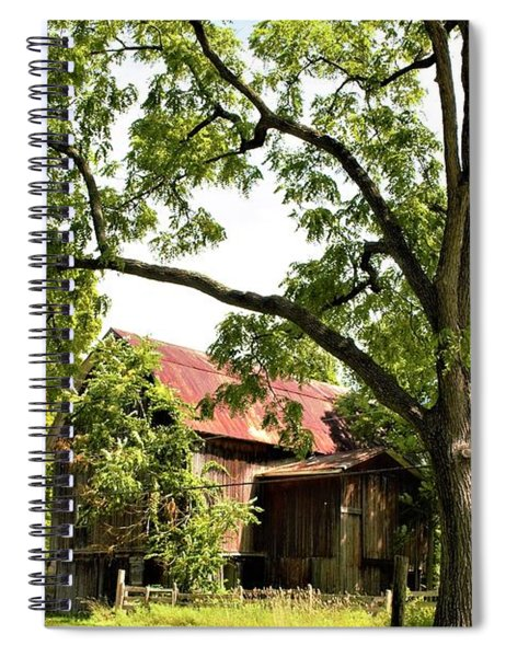 0037 - Oxford Red IIi Spiral Notebook