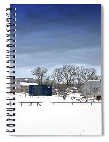 Pa Farm Spiral Notebook