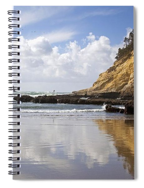 Pacific City, Oregon, United States Of Spiral Notebook