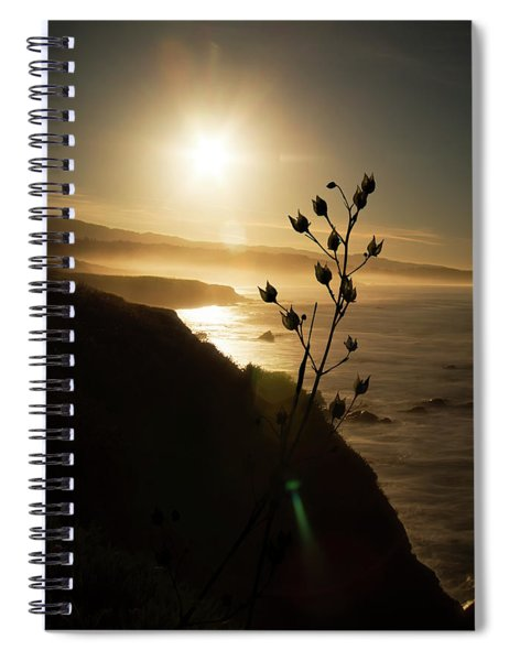 Pacific Coast Spiral Notebook