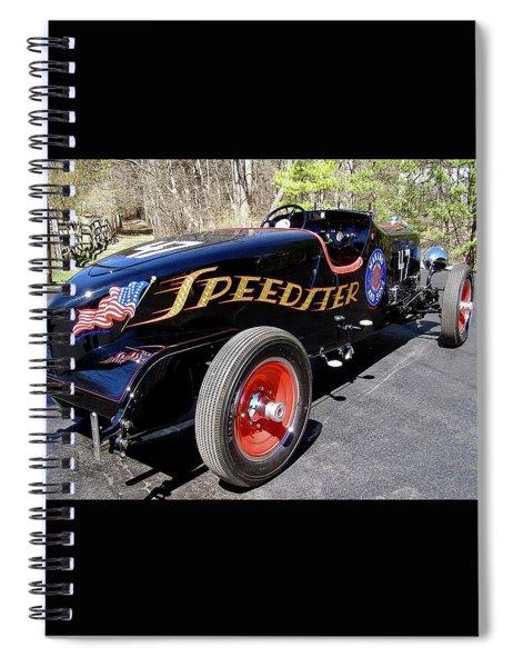 Packard Speedster  Spiral Notebook