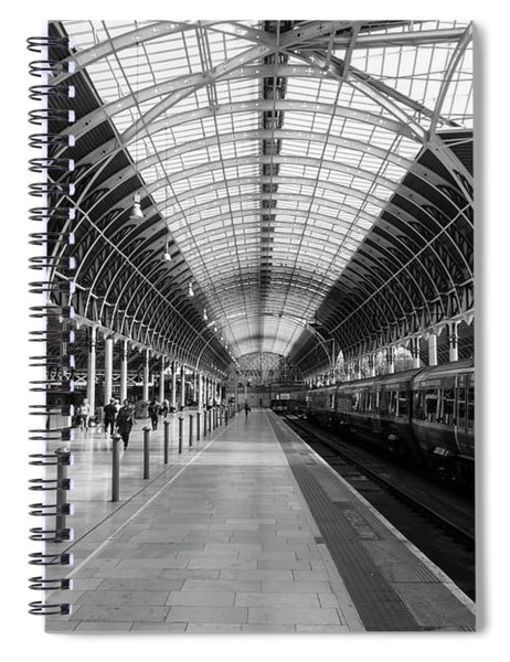 Paddington Station Spiral Notebook