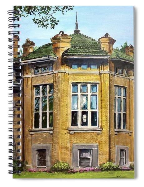 Page 45 Spiral Notebook