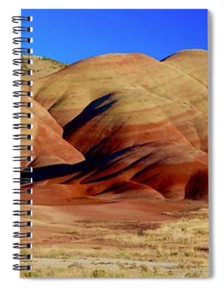 Painted Hills Pano Spiral Notebook