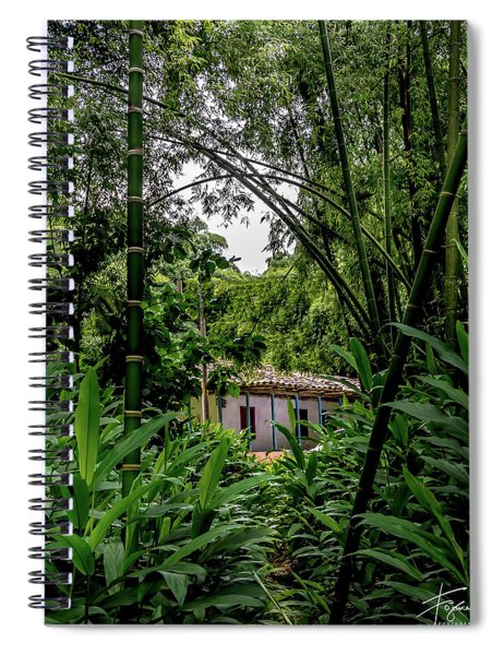 Paiseje Colombiano #10 Spiral Notebook