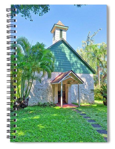 Palapala Ho'omau Congregational Church Spiral Notebook