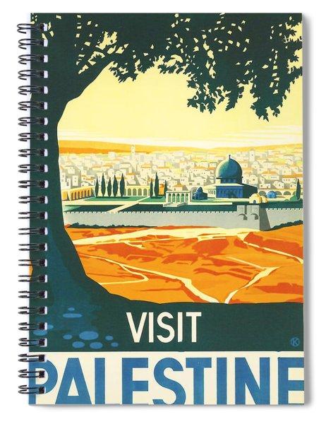 Palestine Spiral Notebook