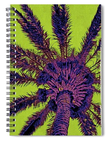 Palm Greens Spiral Notebook