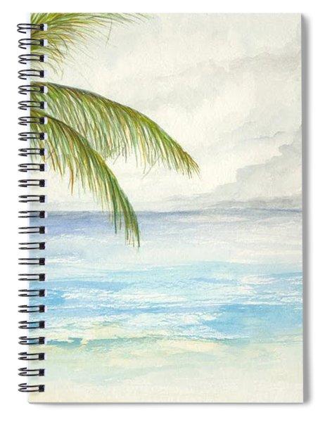 Palm Tree Study Spiral Notebook