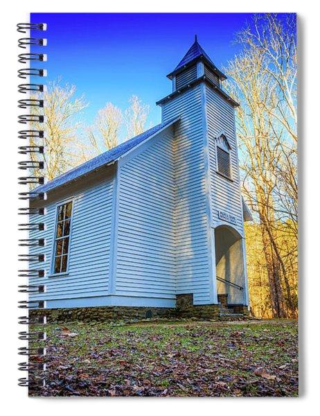 Palmer Chapel Methodist Church Spiral Notebook