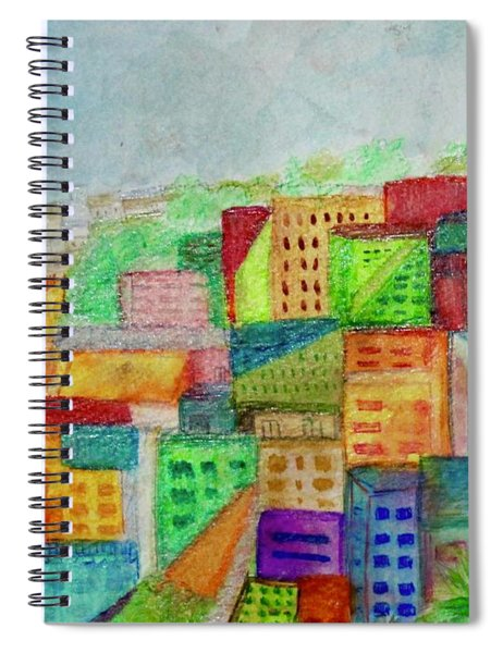 Palmitas Spiral Notebook