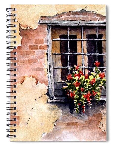 Pampa Window Spiral Notebook
