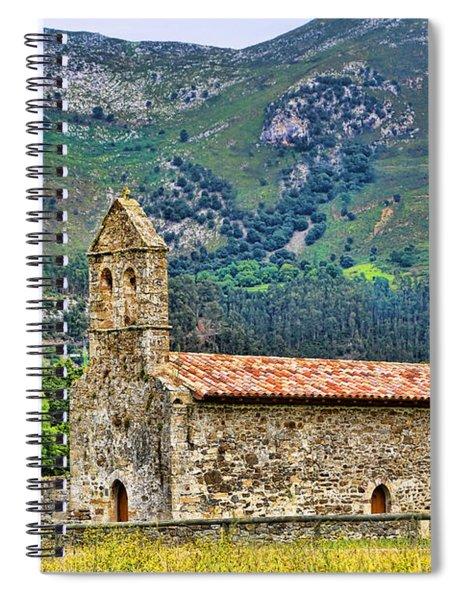 Panes_155a9893 Spiral Notebook
