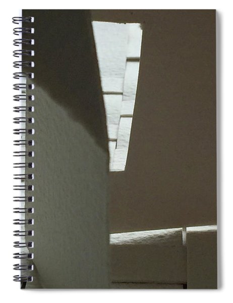 Paper Structure-1 Spiral Notebook