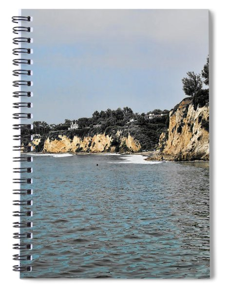 Paradise Cove  Spiral Notebook