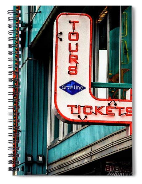 Paradise Park Spiral Notebook
