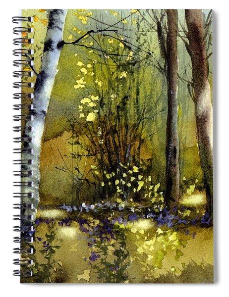 Paradise Summer Spiral Notebook