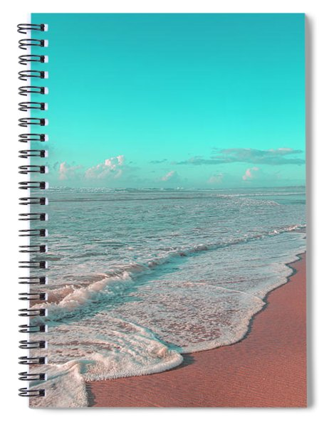 Paradisiac Beaches Spiral Notebook