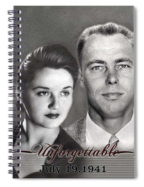Parents Spiral Notebook