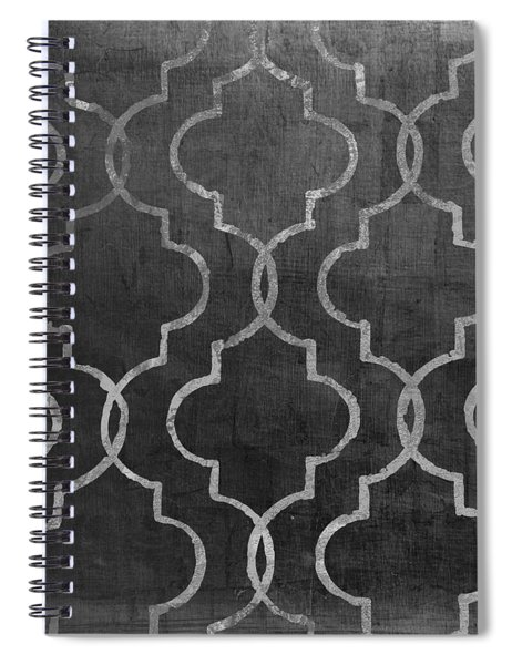 Paris Apartment II Spiral Notebook