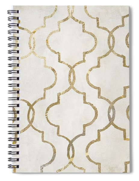 Paris Apartment Iv Spiral Notebook
