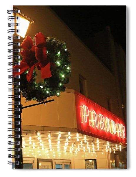 Parkway Christmas Spiral Notebook