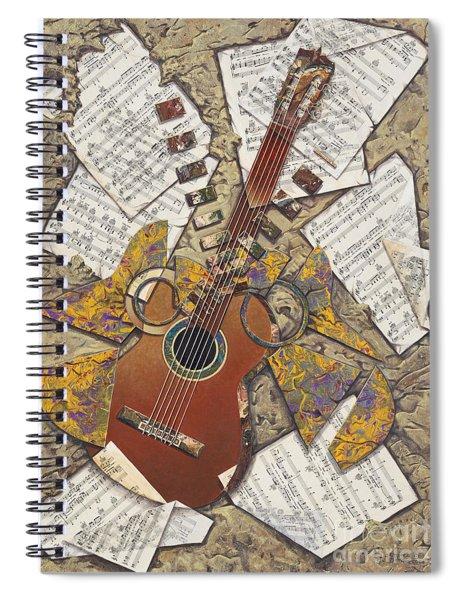 Partituras Spiral Notebook