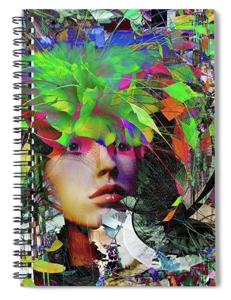 Party Time Spiral Notebook