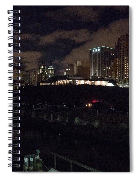 Passaic West Bank Spiral Notebook