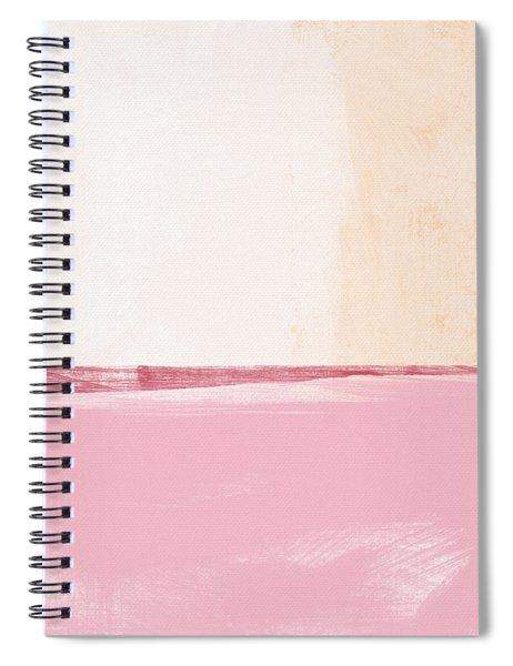 Pastel Landscape Spiral Notebook