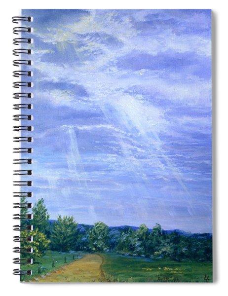 Pasture Lane Spiral Notebook