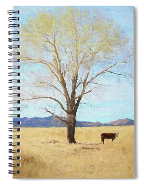 Patagonia Pasture 2 Spiral Notebook