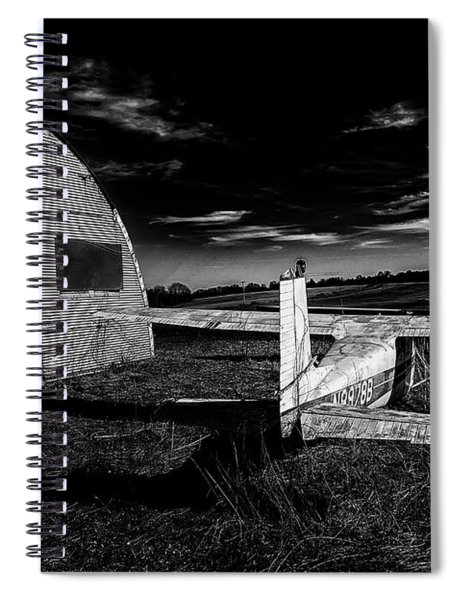 Patiently Waiting Spiral Notebook
