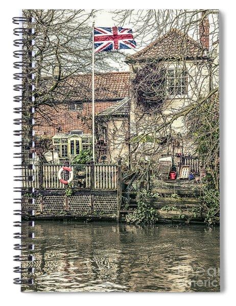Patriot Spiral Notebook